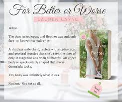How To Become A Wedding Coordinator For Better Or Worse The Wedding Belles 2 By Lauren Layne
