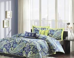 bedding set miraculous blue and green crib bedding sets