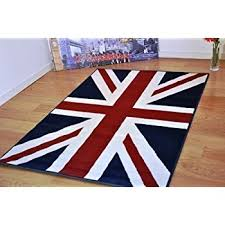 Purple Union Jack Rug Buckingham Union Jack Rugs 120 X 160cm Amazon Co Uk Kitchen U0026 Home