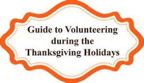 thanksgiving day volunteer opportunities in houston by shea