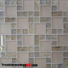 glass mosaic tile kitchen backsplash sle crackle glass mosaic tile kitchen backsplash bath