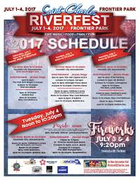 riverfest in st charles at frontier park