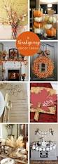 Fall Tree Decorations 8 Thanksgiving Decor Ideas Thanksgiving Holidays And Autumn
