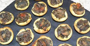 une cuisine pour voozenoo mini tartelettes aux chignons crémeux une cuisine pour