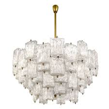 Large Glass Chandeliers 95 Best Chandeliers Images On Pinterest Chandeliers Lighting