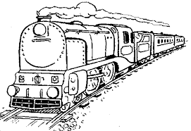 Steam Locomotive Coloring Pages Steam Engine Trains Clipart 1921214 by Steam Locomotive Coloring Pages