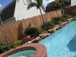 Pool Landscaping Ideas Pool Landscaping Ideas In Texas At Home Interior Designing