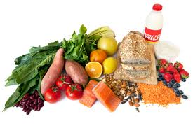 A Balance Intake Of Health Nutrition