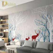 popular flowers wall mural buy cheap flowers wall mural lots from european oil painting wall mural cartoon flowers tree photo wallpaper for kids custom wall paper boys