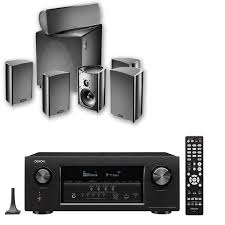 home theater avr safeandsoundhq definitive technology procinema 600 with denon avr