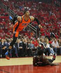 after game 1 blowout thunder set out to even up series houston