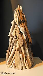 driftwood christmas tree stylish revamp