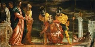 Blind Man At Bethsaida Healing The Centurion U0027s Servant Wikipedia