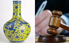 Expensive Chinese Vase Chinese Vase Sells For 10 000 Times Estimated Price As Auction