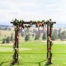 wedding arches rental denver colorado golf club wedding planner sweetly paired colorado