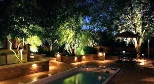 led landscape lighting ideas best outdoor led landscape lighting outdoor garden lighting ideas