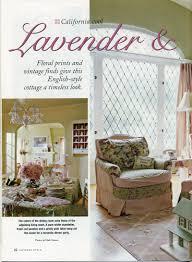 Cottage Living Magazine by Big News Violet Cottage