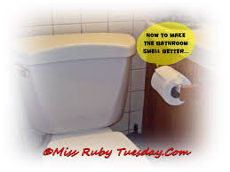miss ruby tuesday how to make your bathroom smell better youtube