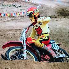 fox valley motocross larry wosick on the fox honda phoenix national motocrosshistory