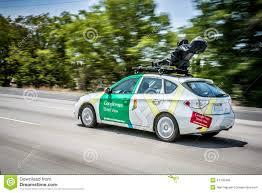 Google Maps Driving Google Maps Street View Car Editorial Stock Photo Image 41108408