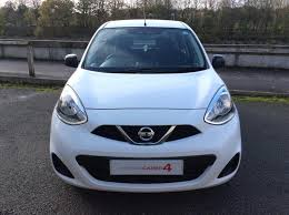 nissan micra 2013 used 2013 nissan micra 1 2 visia 5dr cvt for sale in lancashire