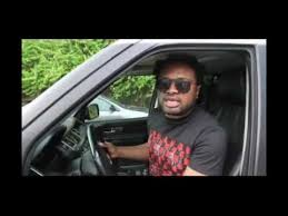 Car For The Blind Watch Blind Nigerian Producer Cobhams Asuquo Drive A Car For The