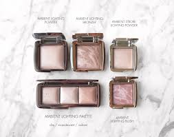 hourglass ambient lighting powder review hourglass ambient strobe lighting powders the beauty look book