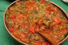 cuisine algerienne recette ramadan hmiss salade algérienne aux poivrons recette ramadan