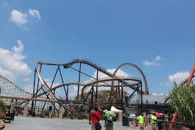 Six Flags Md Hours Cotd Park Trip Report Blog Coaster Of The Day