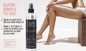 amazon com self tanner sunless tanning spray self tan dry oil