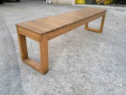 bench timber bench seat outdoor seating benches stupendous
