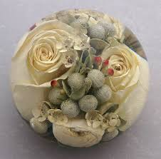 wedding flowers paperweight flower preservation paperweights a lovely keepsake from your