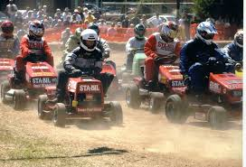 fluid film to sponsor sta bil lawn and garden mower racing series