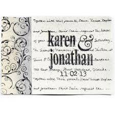 personalized wedding platter cursive family name platter cursive