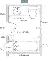 bathroom floor plans small small 3 4 bathroom floor plans wonderful narrow bathroom layout