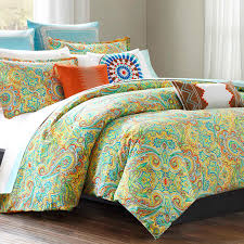 Echo Bedding Sets Beacon S Paisley Comforter Set Duvet Style Free Shipping