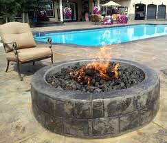 Firepit Parts Glamorous Pits Diy Pit Parts With Bench And