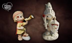 Precious Moments Crib Bedding Sets by Precious Moments Releases Limited Edition Figurines Depicting
