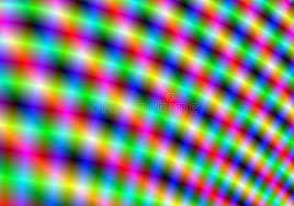 rainbow lights stock photo image 1054930