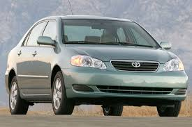 2016 toyota corolla review 2006 toyota corolla overview cars com