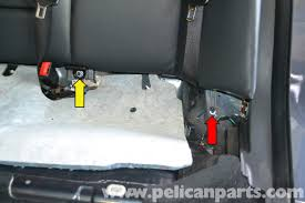 mercedes benz w204 seat removal 2008 2014 c250 c300 c350