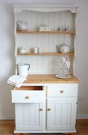 new neptune style 7ft solid pine welsh dresser kitchen unit shabby