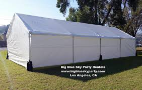 canopy rentals party canopy rentals affordable tent rental big blue sky party