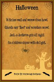 halloween poem archives blue mountain blog i love rosemary watson