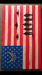 How To Display American Flag On Wall Best 25 Wooden Flag Ideas On Pinterest Wooden American Flag