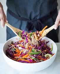 asian cold noodle salad u2014 my healthy dish