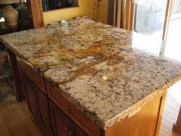 Natural Wood Kitchen Island Countertops Slab Walnut Wood Countertops Island Countertop Photo