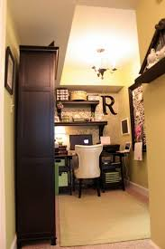 Built In Home Office Designs Maximizing Small Spaces - Small home office space design ideas