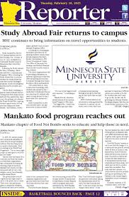 February 10 2015 By Msu Reporter Issuu