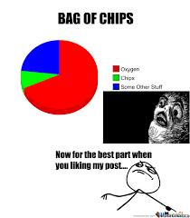 Meme Chip - bag of chips by tenchu777 meme center